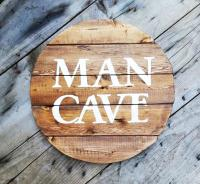 Man Cave Tablo