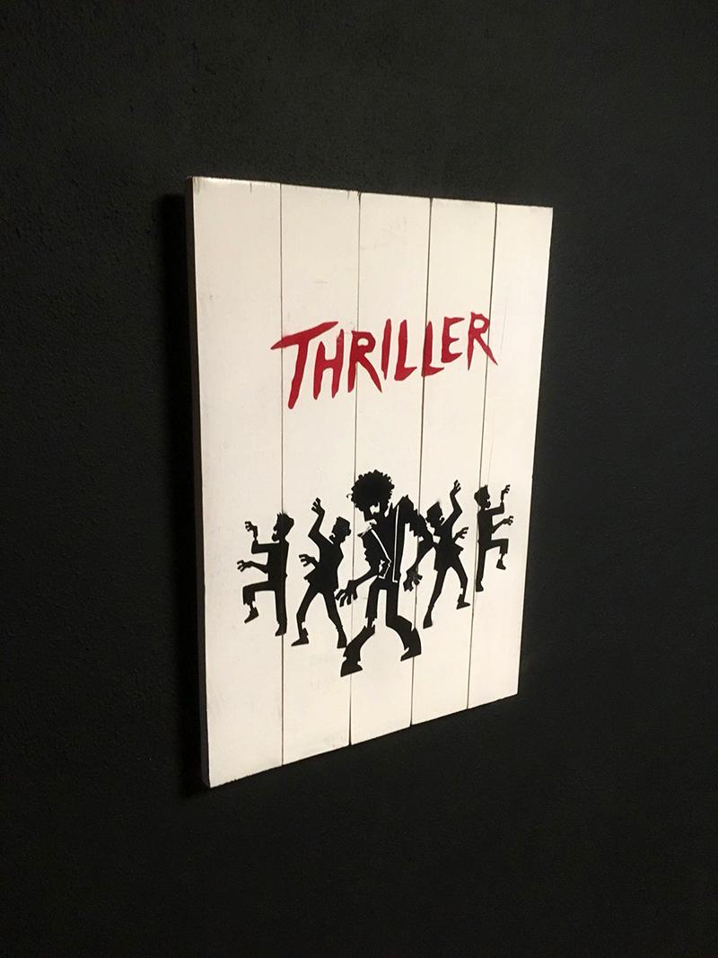 Thriller Tablo